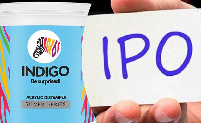 Indigo paints files IPO prospectus to SEBI - Sakshi