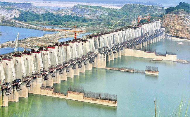 CM YS Jagan Govt Speeds Up Polavaram Works - Sakshi