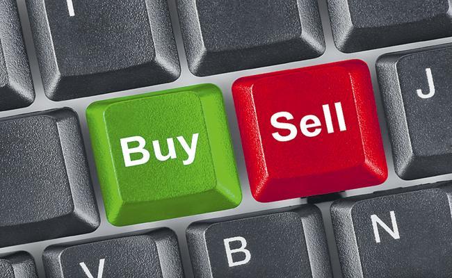 Stock Market Bids Farewell To Samvat 2076 Year With Gains - Sakshi