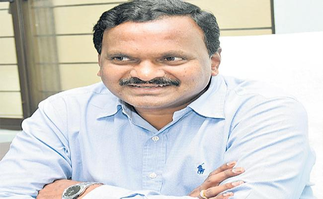 Venkata Ramireddy Has Reoppointed As Siddipet District Collector - Sakshi