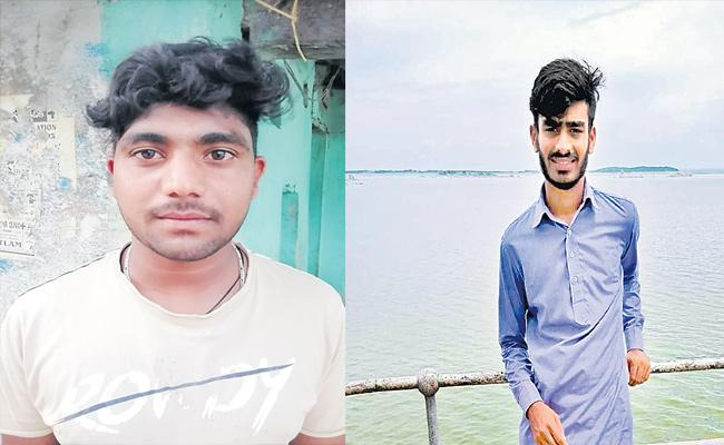 Two Persons Lost Life By Taking Selfie In Nizam Sagar Project - Sakshi