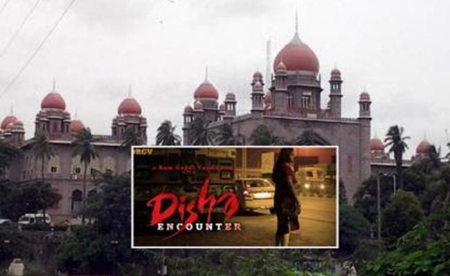 Telangana High Court Issues Notice To Ram Gopal Varma Over Disha Movie - Sakshi