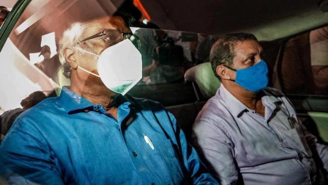 Kerala Gold Smuggling Sivasankar Lawyer Made Sensational Comments - Sakshi