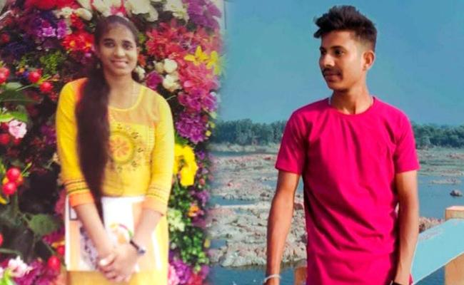Lovers Self Elimination At Jagtial - Sakshi