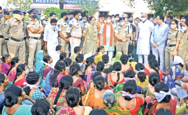 Mamtha Deceased Case Mystery In Nizamabad - Sakshi
