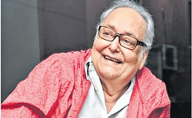Bengali Actor Soumitra Chatterjee passes away - Sakshi