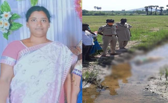 married Women Suspicious Assassinated In Prakasam District - Sakshi