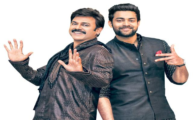 Venkatesh-Varun F3 Movie starts rolling soon - Sakshi