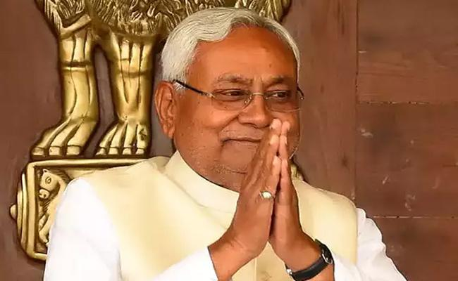 Editorial About Nitish Kumar Take Oath Of Bihar Chief Minister As 7Times - Sakshi