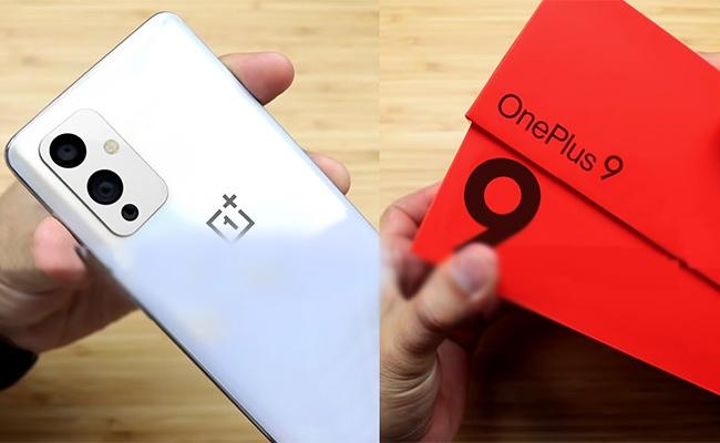 Oneplus 9 First Look Goes In Viral - Sakshi