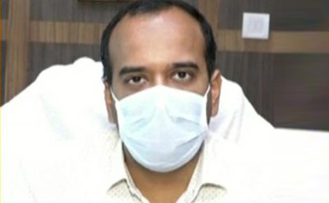 PA Assassination Case Filed On Malkangiri Collector - Sakshi