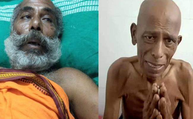 Tamil Comedian Thavasi Suffering From Cancer Seeks Help - Sakshi