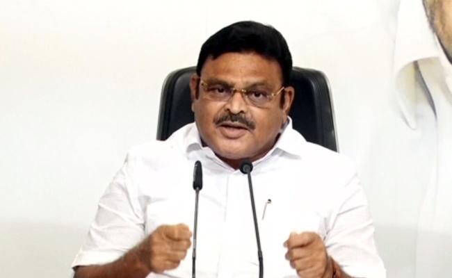 Ambati Rambabu Slams Nimmagadda Ramesh Kumar Over Local Elections In Guntur - Sakshi