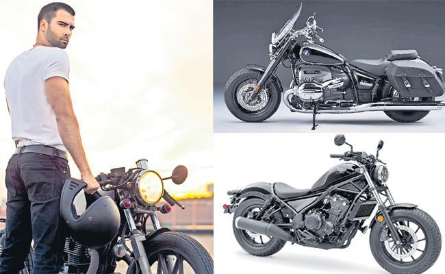 New Model Motorbike Special Story - Sakshi