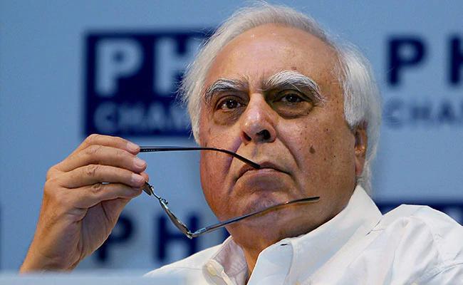 Adhir Ranjan Chowdhury Attacks On Kapil Sibal Leaves Congress Party - Sakshi