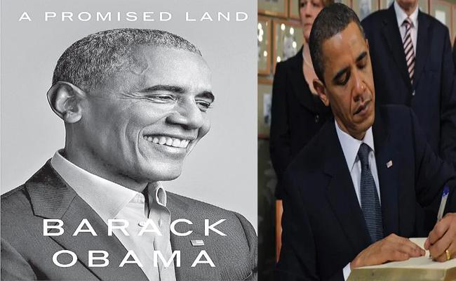 Barack Obama Spent Childhood Years Listening To Ramayana Mahabharata - Sakshi
