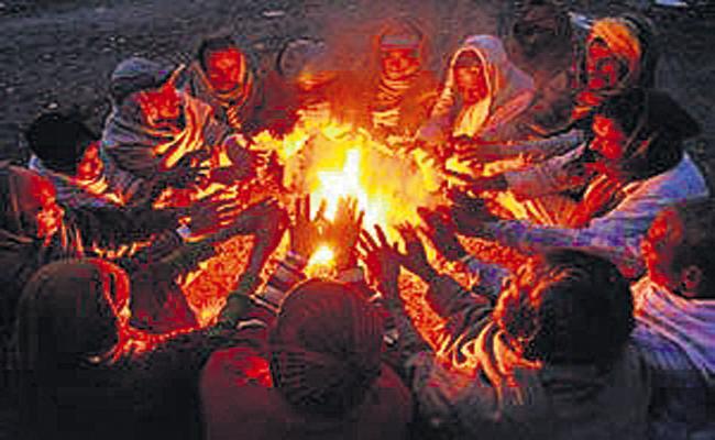 Increased Cold In Villages And Manyam - Sakshi