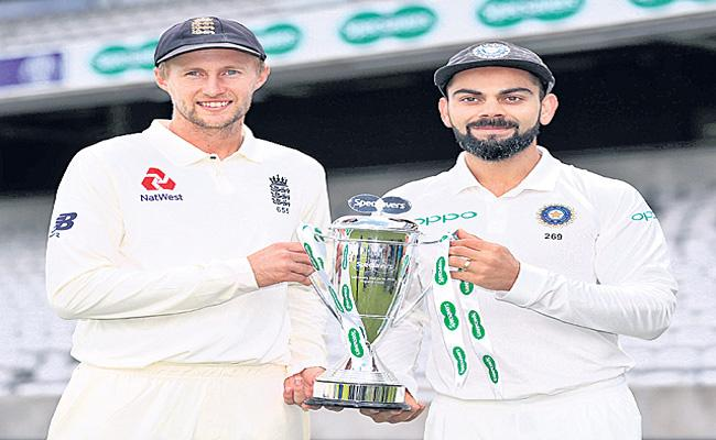 India set to tour England in 2021 for five-match Test series - Sakshi