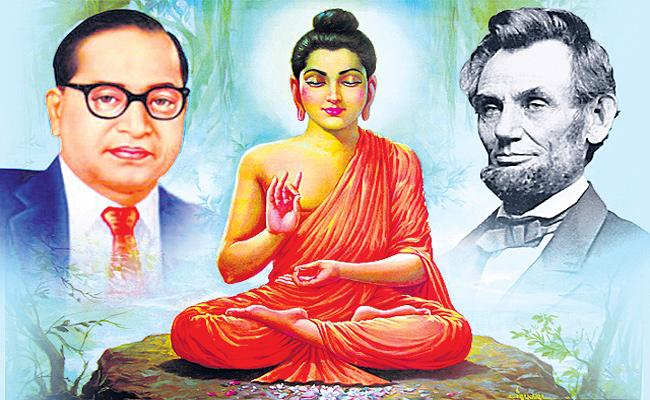 Mallepally Laxmaiah Guest Column About Abraham Lincoln Pathway Democracy - Sakshi