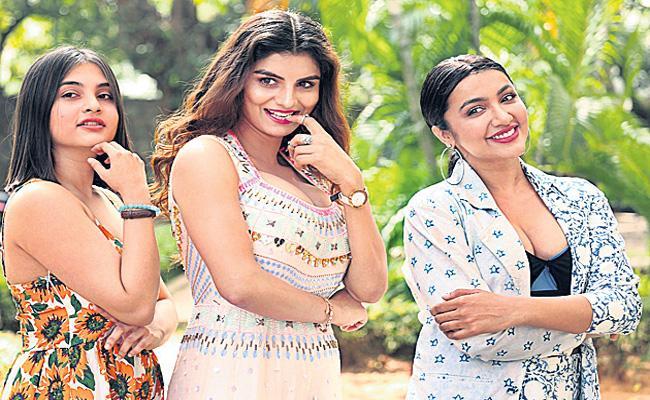 Commitment Movie Teaser Launch - Sakshi