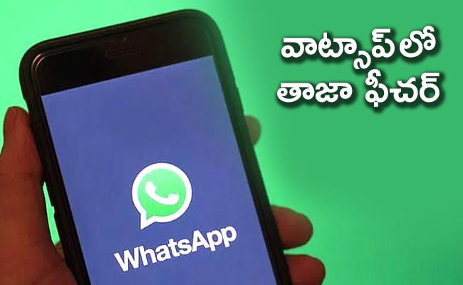 WhatsApp New feature: Now users Can Mute Videos Before Sending - Sakshi