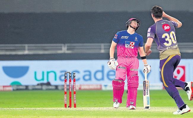 Kolkata Knight Riders beat Rajasthan Royals by 60 runs  - Sakshi