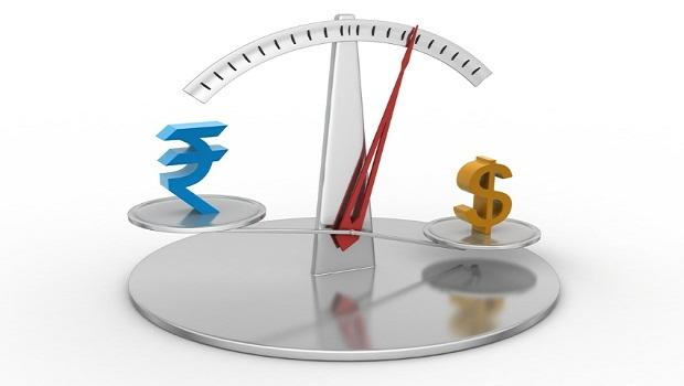 Rupee plunges to 74.40 mark vs dollar in Forex market - Sakshi