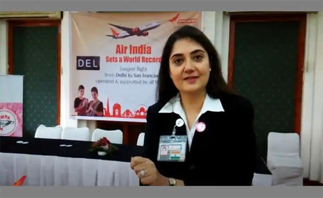 Harpreet Singh Appointed CEO of Alliance Air, First Woman Head - Sakshi