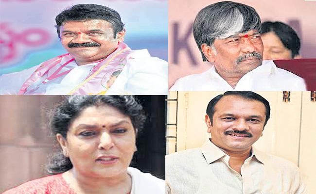 Hyd: Leaders Who Have Grown From Corporator To Minister - Sakshi