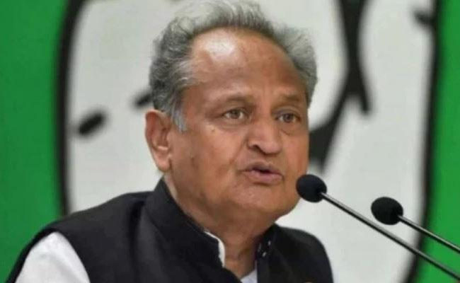 Love Jihad Manufactured BJP To Divide Nation Allegates Ashok Gehlot - Sakshi