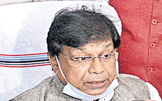 Newly inducted Bihar minister resigns over corruption case - Sakshi