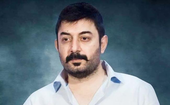 Aravind Swamy May Plays Main Villain Role In Chiranjeevi Acharya - Sakshi