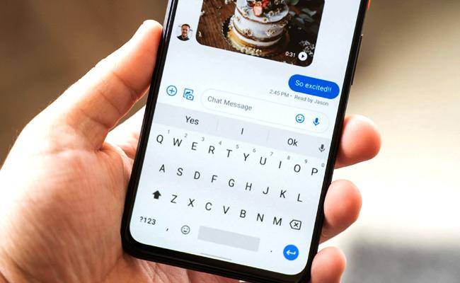 Google is Rolling Out End to End Encryption for RCS in Android Messages Beta - Sakshi