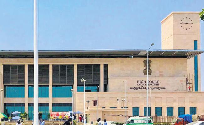 Satyanarayana Prasad Reported To AP High Court On behalf Of Police - Sakshi
