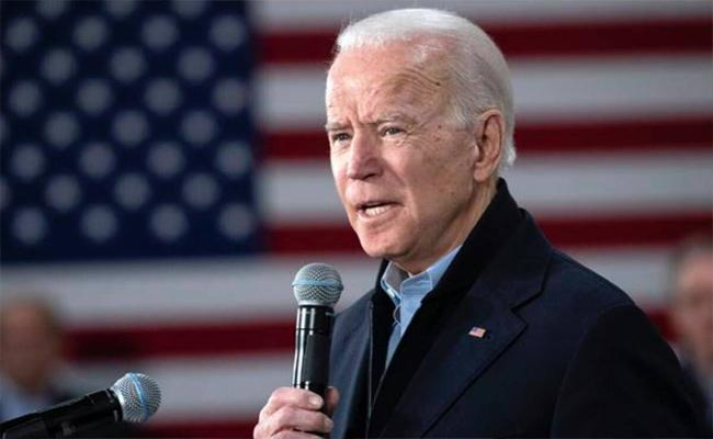 Editorial About Joe Biden Behaviour With China And Other Conflicts - Sakshi
