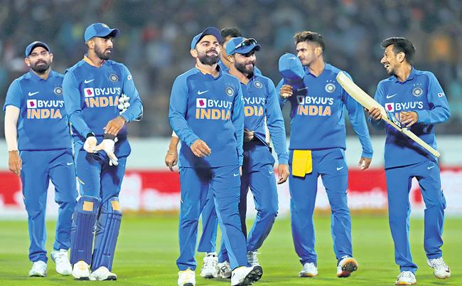 Team India to play non-stop cricket in 2021 - Sakshi