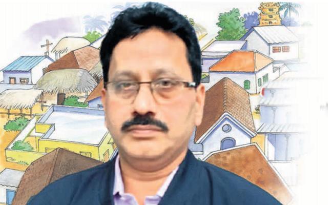 National Highways Authority CGM Muralidhara Rao Success Story - Sakshi