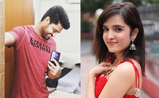 Shirley Setia to make Telugu film debut opposite Naga Shaurya     - Sakshi