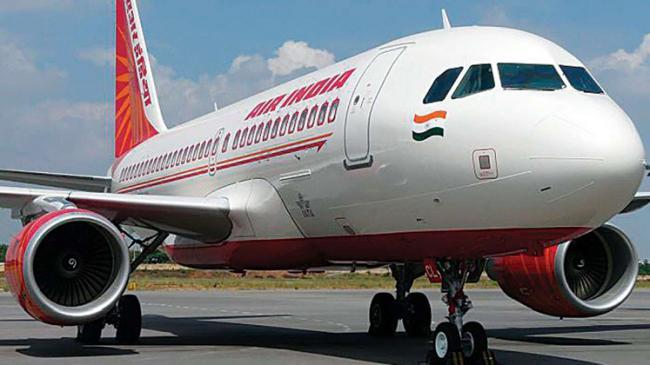Hong Kong Bans Air India Flights Until December 3 - Sakshi