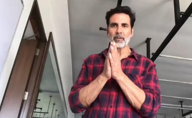 YouTuber Rashid Siddiquee Oppose Akshay Kumar ₹ 500 Crore Notice - Sakshi