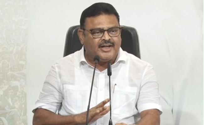 YSRCP MLA Ambati Rambabu Comments On Chandrababu - Sakshi