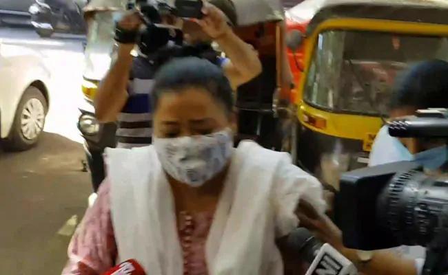 Comedian Bharti Singh Arrested By NCB - Sakshi
