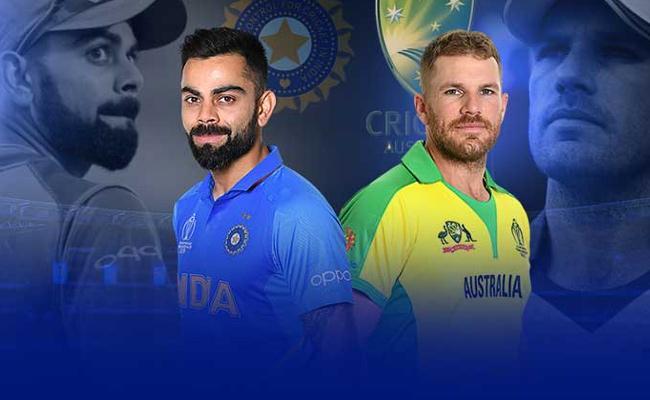Cricket Fans Interestingly Wating For Australia India Series - Sakshi