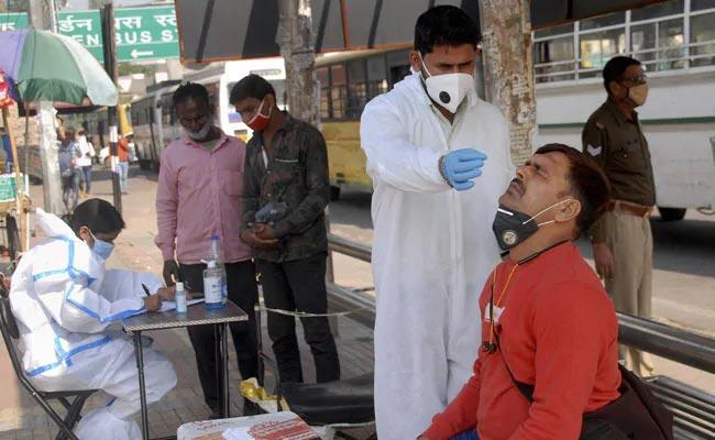 India: 46,232 Corona Positive Cases Reported In Last 24 Hours - Sakshi