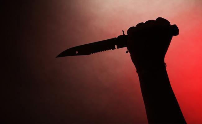Man Brutally Assassinated At Pahadi Shareef - Sakshi