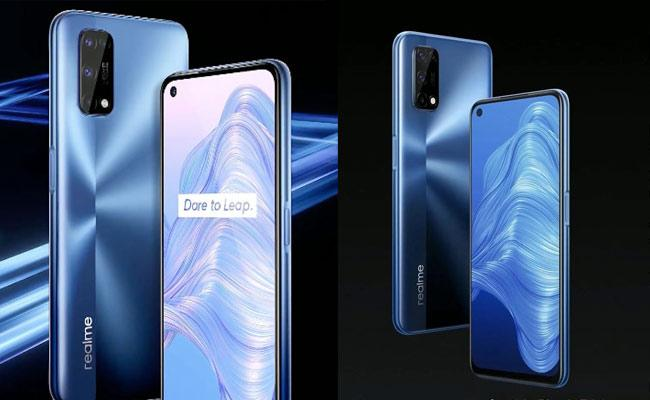 Realme 7 5G Has Been Launched in The UK - Sakshi