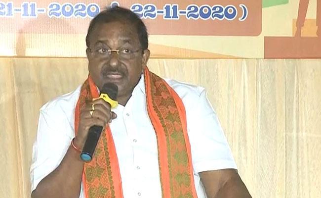 AP BJP President Somu Veerraju Comments On Chandrababu - Sakshi
