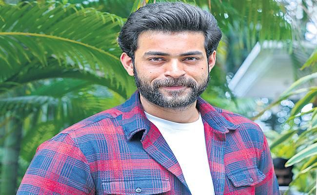 Varun Tej to play a boxer in his nex - Sakshi
