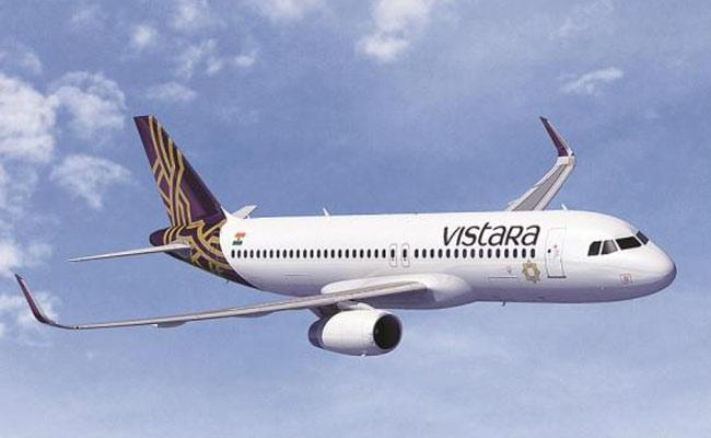 Vistara plans Nonstop flights to US - Sakshi