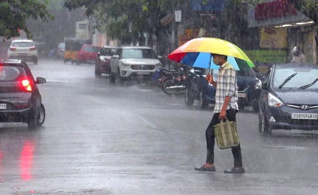 Heavy Rain Forecast For South Coastal Andhra And Rayalaseema - Sakshi